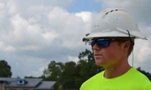Cadet James Jennings Construction Engineering