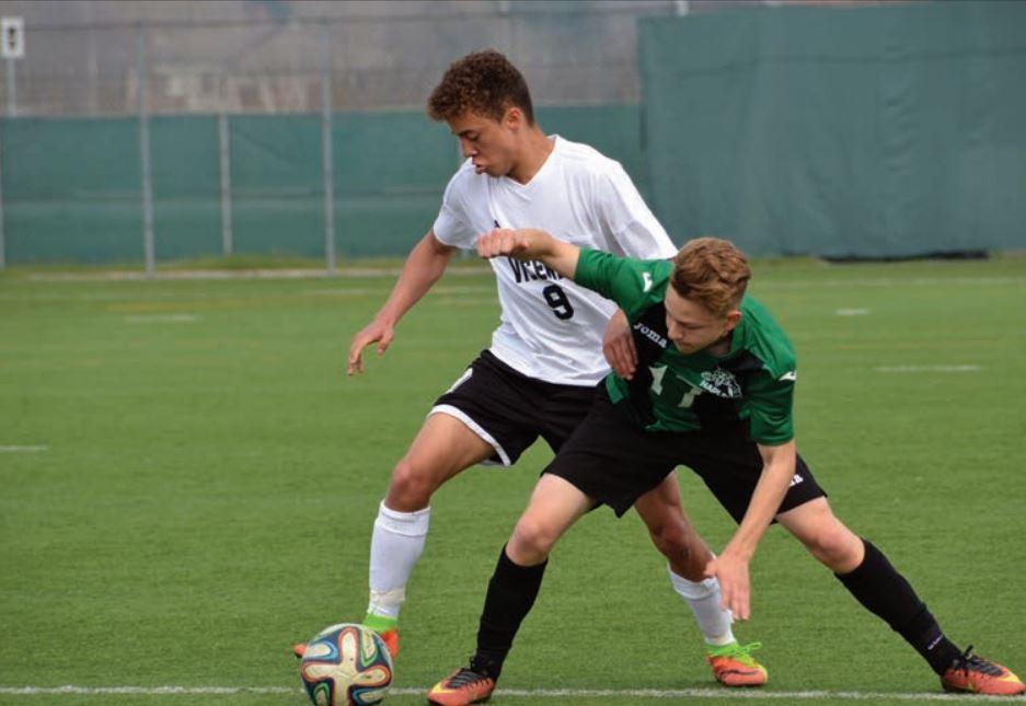 Errett Bainum Soccer