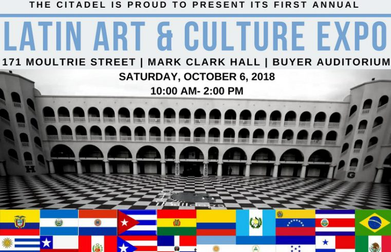 Latin Expo Flyer