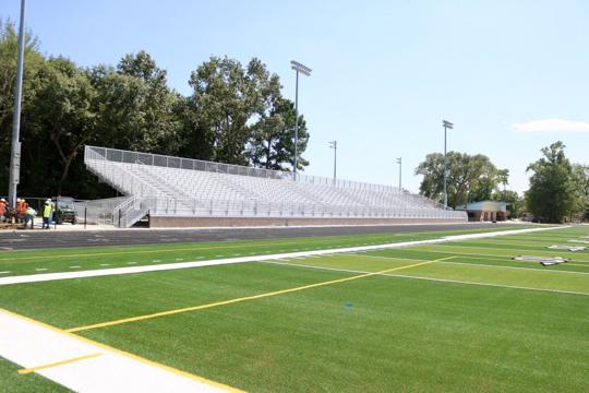 Wando Football Field