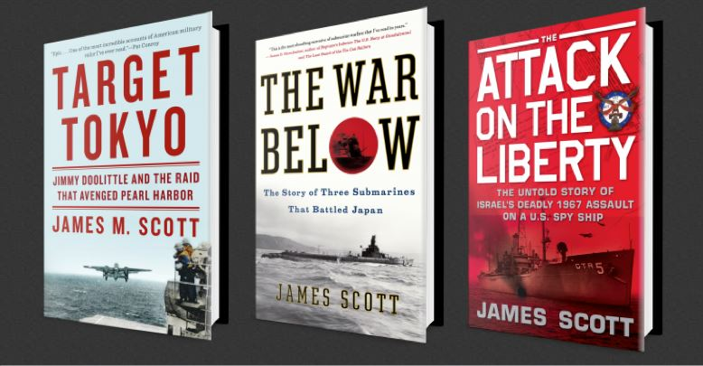 James Scott Books