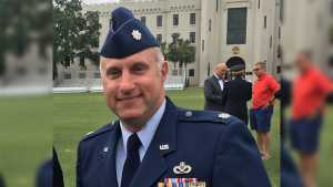 Col. Jay Beam, The Citadel
