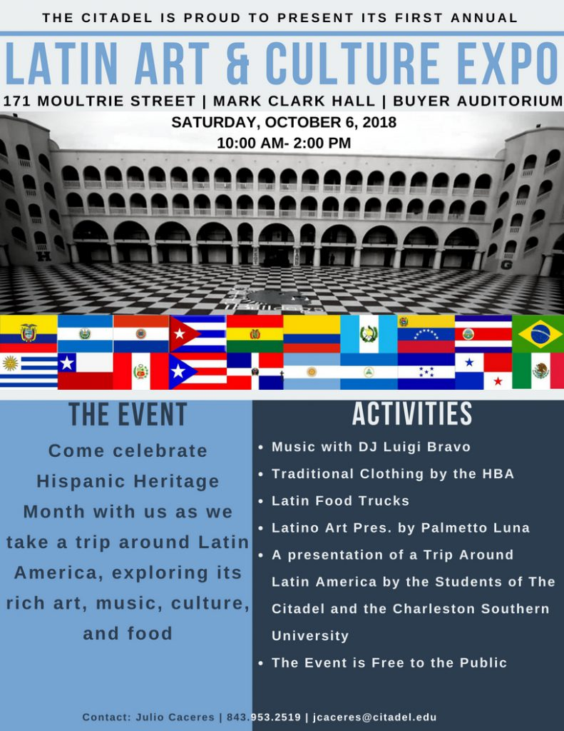 Latin Art Culture Expo