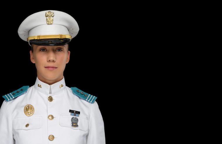 Cadet Colonel Sarah Zorn