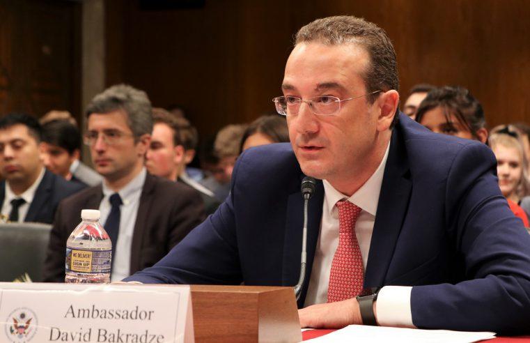 Ambassador Davit Bakradze