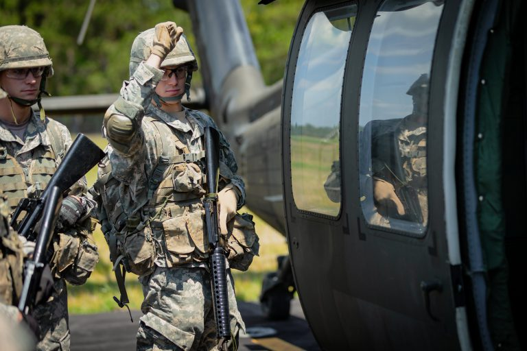 Cordell Rangers Joint Training exercise