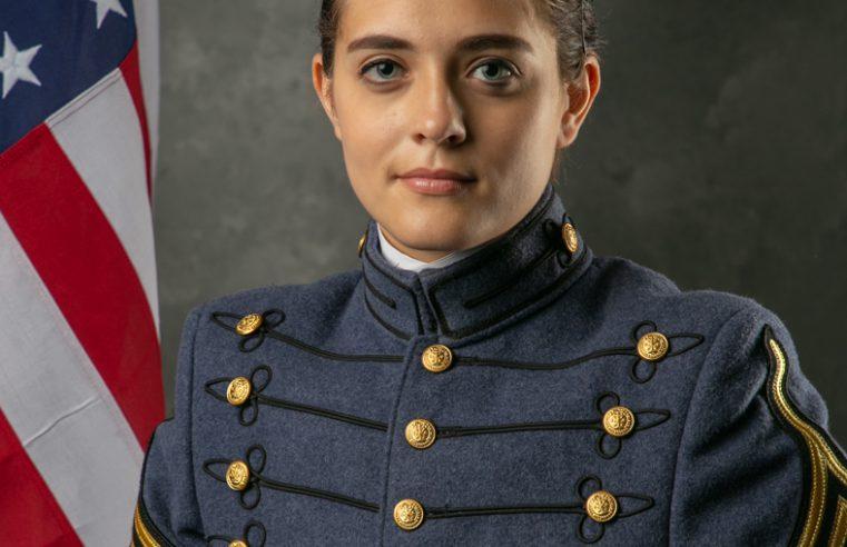 Cadet Rachael Schewack