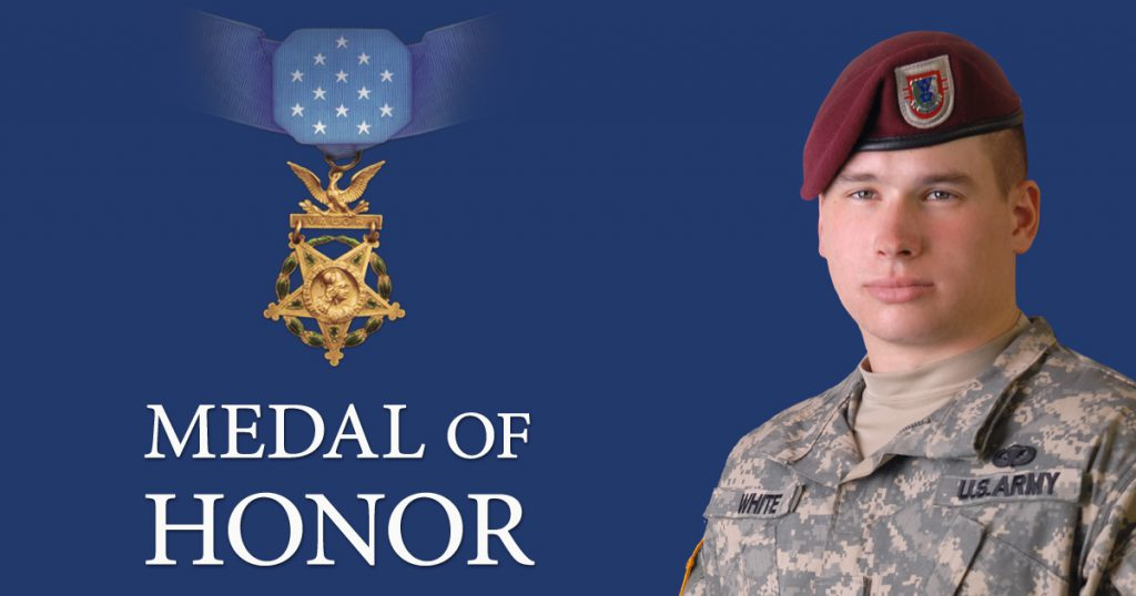 Sgt. Kyle White (Image courtesy of U.S Army)