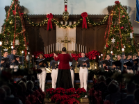 The Citadel Candlelight Christmas Concert