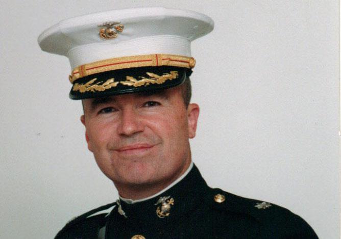 Lt. Col. Charles P. Neimeyer, USMC (ret.), The Citadel