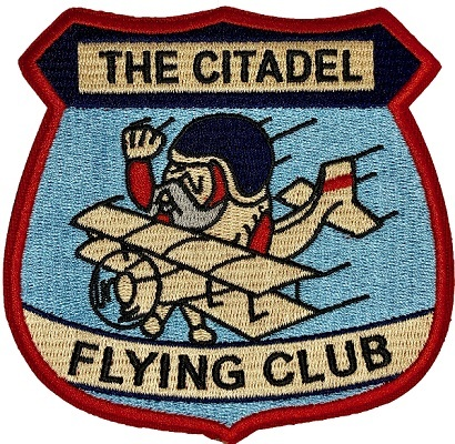 The Citadel Flying Club patch