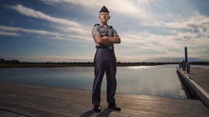 "Citadel Cadet Robert ""Chad"" DeKold, Swarzman Scholar"