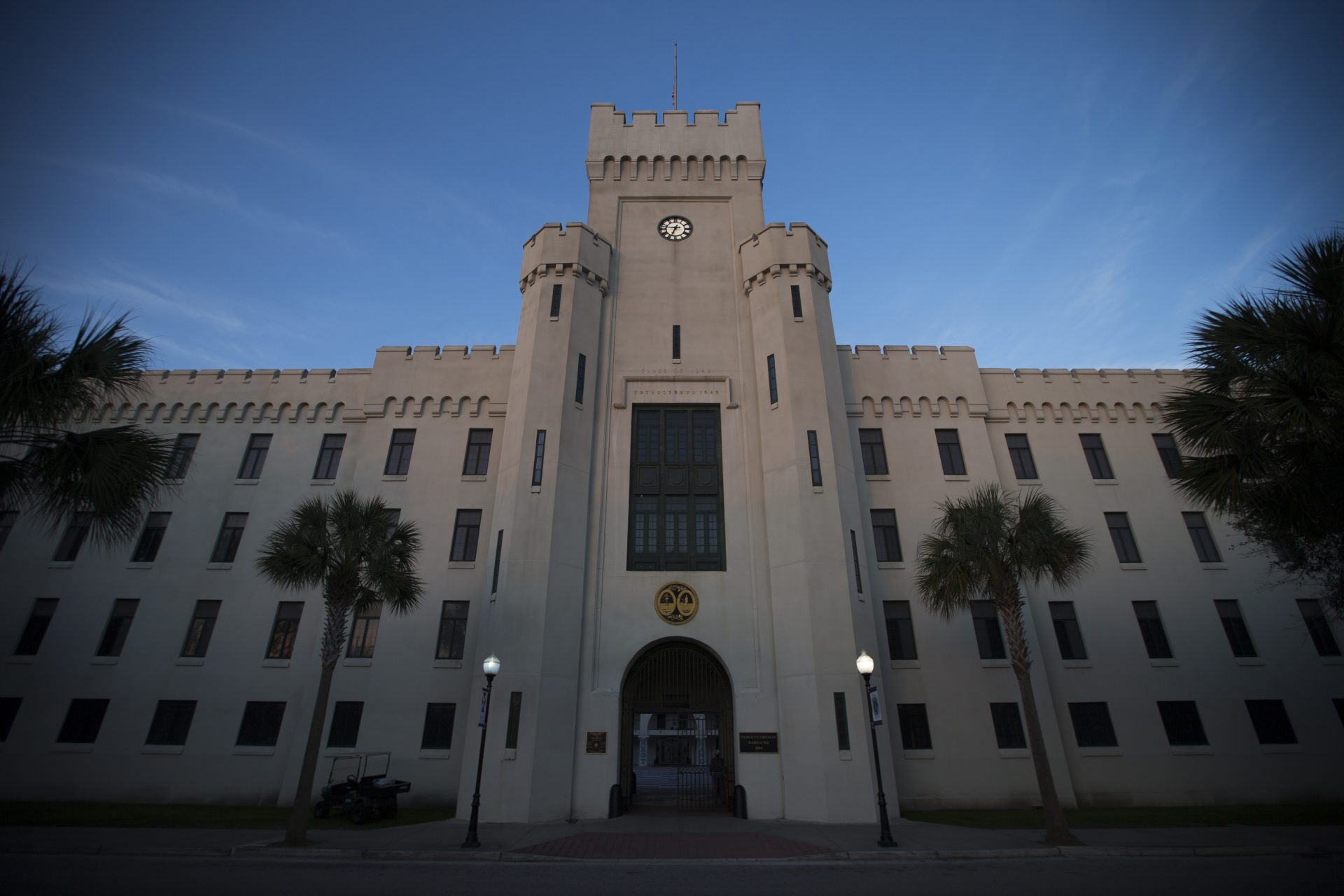 four finalists announced for the citadel provost and dean
