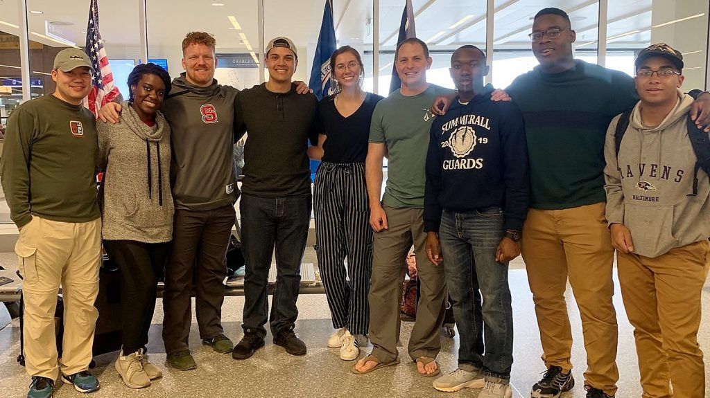 Charleston Wesleyan Foundation Rwanda mission group