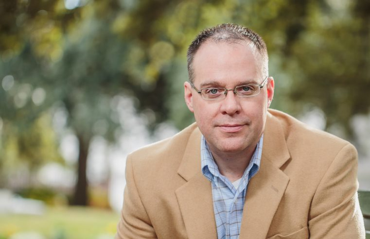 Citadel historian and author, Prof. David Preston