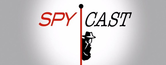 SpyCast podcast logo