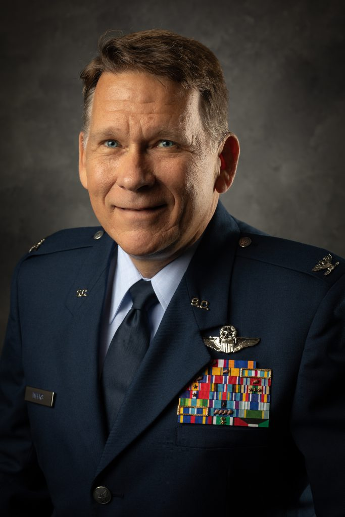 Col. Michael Weeks USAF (Ret.) Ph.D. Baker School of Business