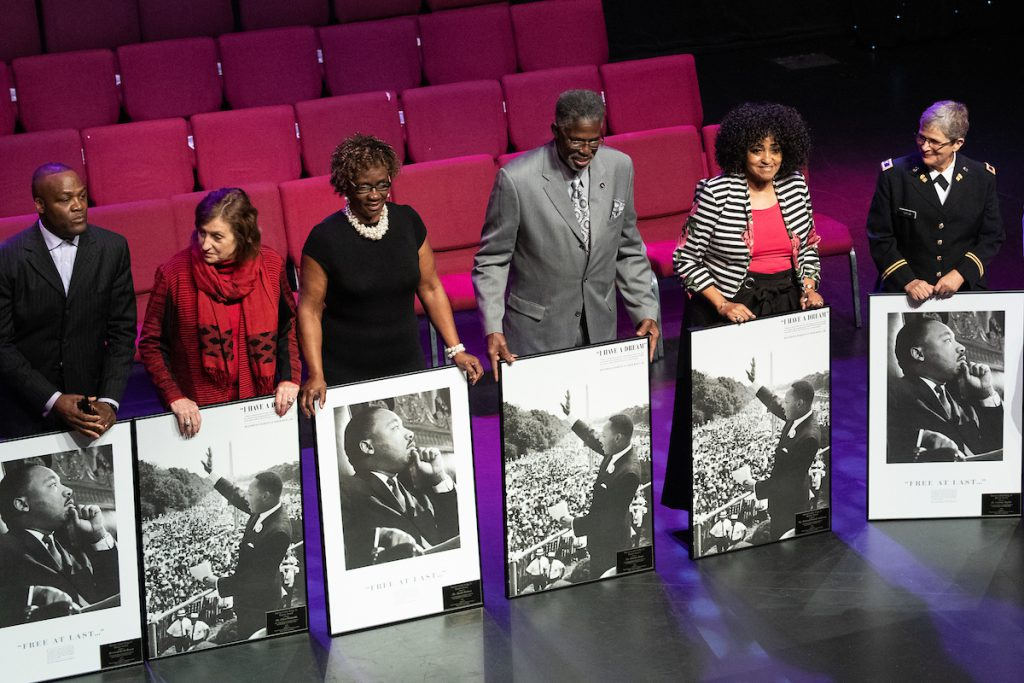 Award recipients at 2019 MLK Picture Awards
