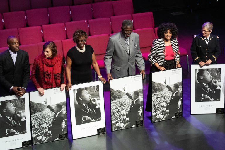 Award recipients at 2019 MLK Picture Awards