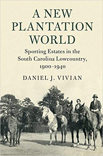 A New World Plantation book cover
