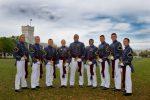South Carolina Corps of Cadets 2018-19 Regimental Officers