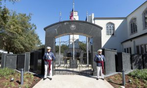 The Citadel War Memorial