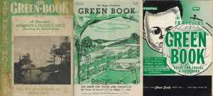 Various Green Book original covers