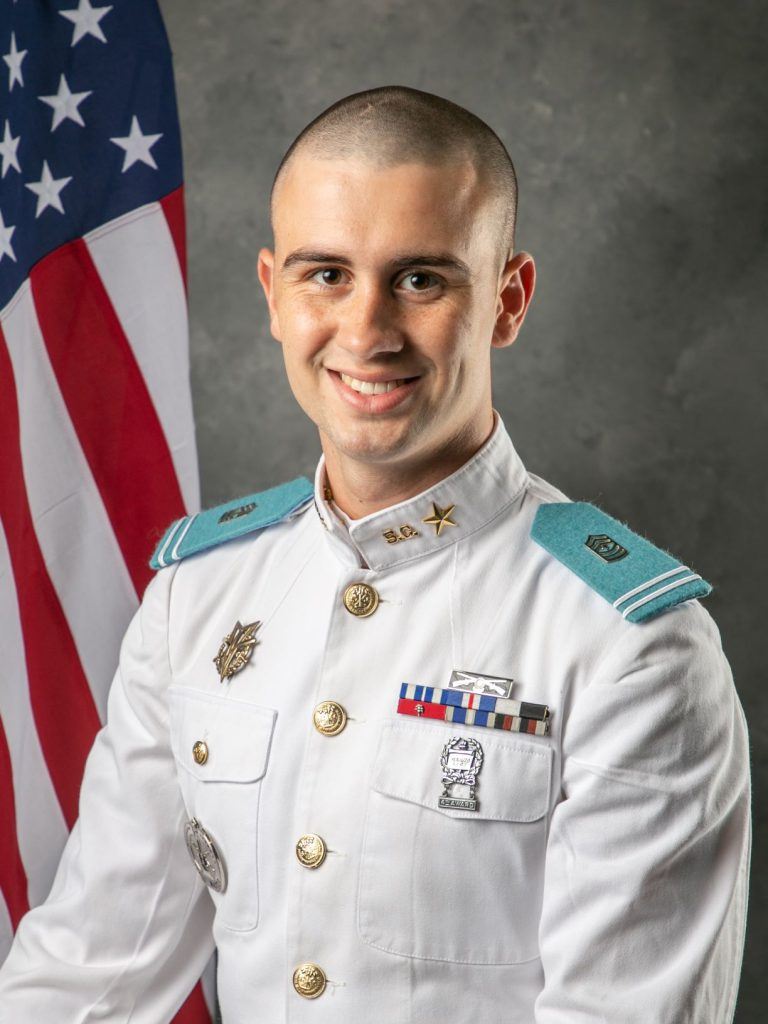 Brady Lucas, 2019-2020 5th Battalion Commander