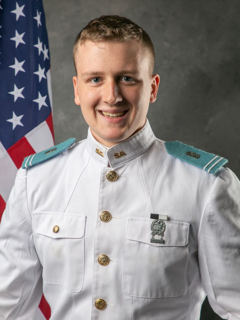 Henry Brown, 2019-2020 3rd Battalion Commander