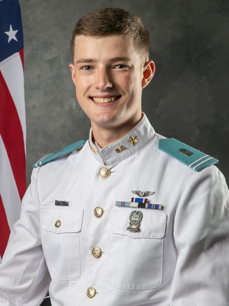 James Quimby, 2019-2020 2nd Battalion Commander