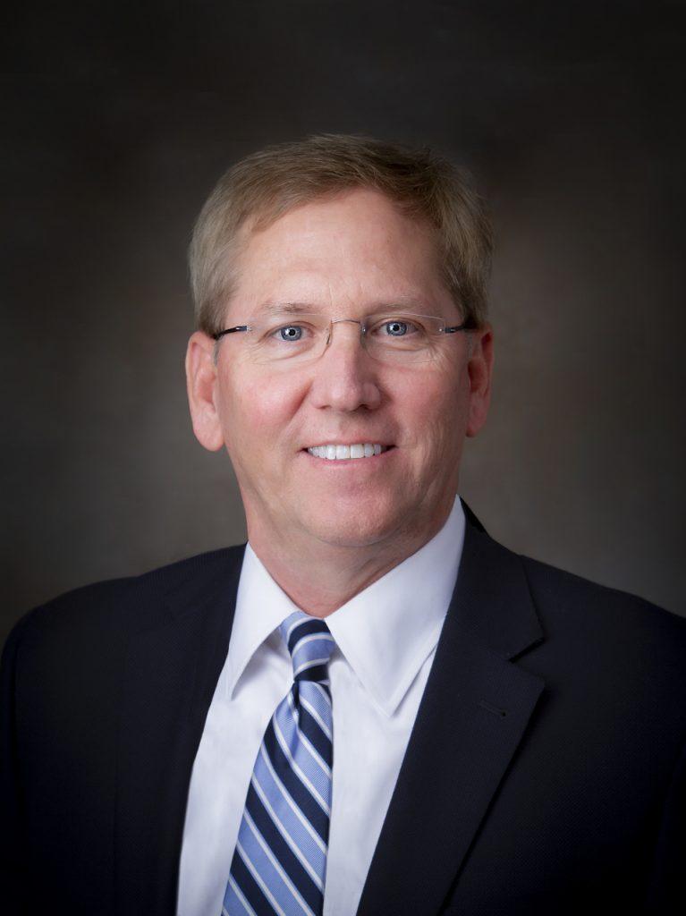Jim Nicholson, The Citadel Board of Visitors