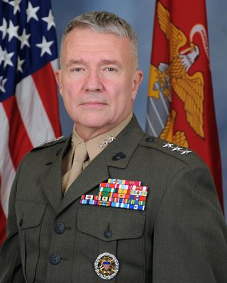 Lt. Gen. Kenneth F. McKenzie Jr.