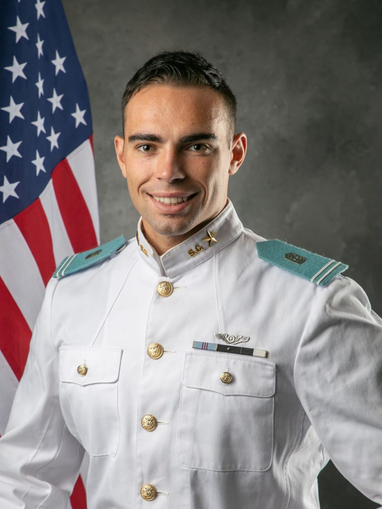 Mitchell Dobin, 2019-2020 1st Battalion Commander