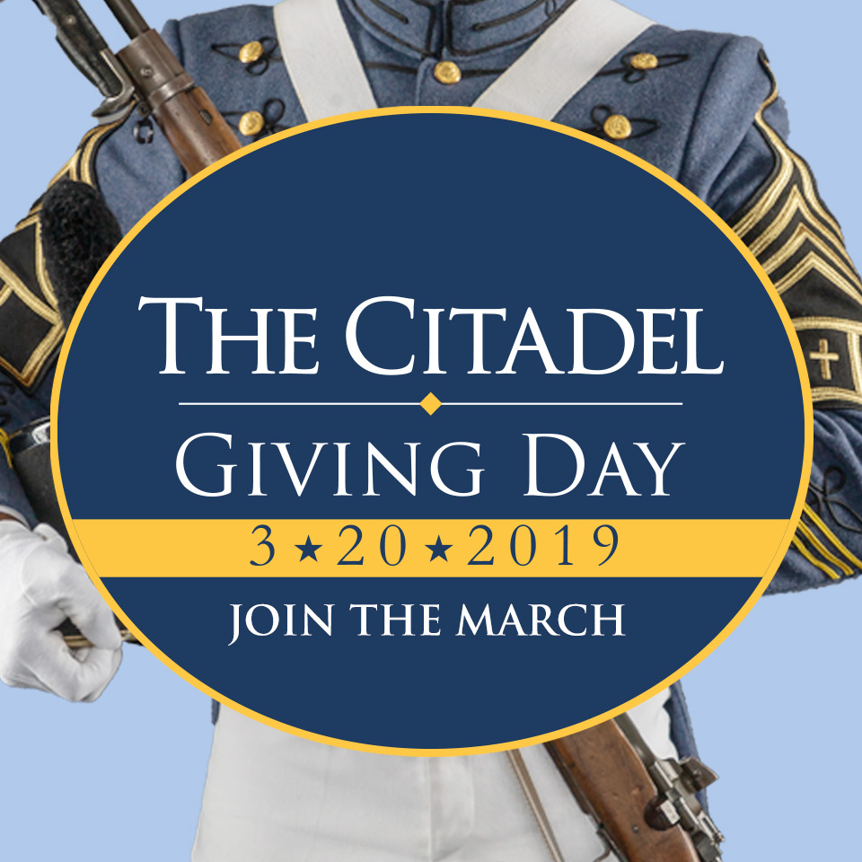 The Citadel Giving Day 2019