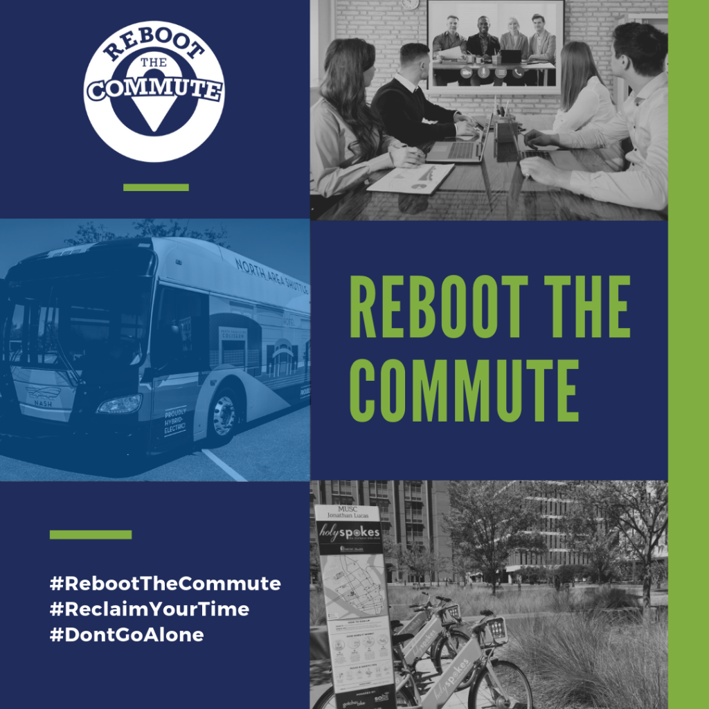 Reboot The Commute Hashtags