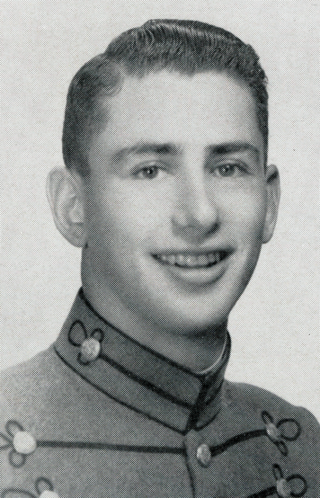 Herman Falk, Class of 1950, Senior Yearbook photo