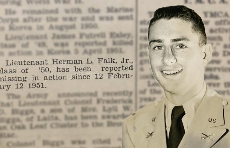 Herman Falk Citadel Vietnam POW