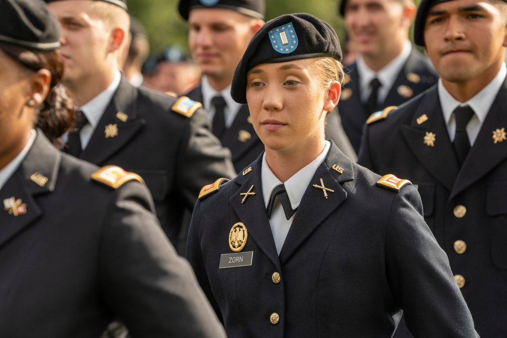 2nd Lt. Sarah Zorn The Citadel May 3 2019