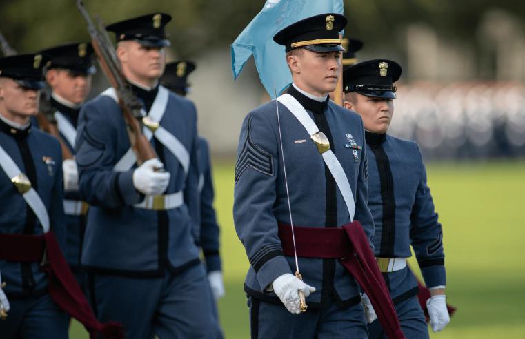 Citadel Cadet Matthew Wilder Army ROTC