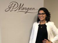Maria Cornelio-Ruiz at J.P. Morgan