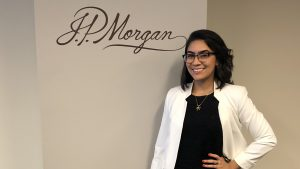 Maria Cornelio-Ruiz at J.P. Morgan