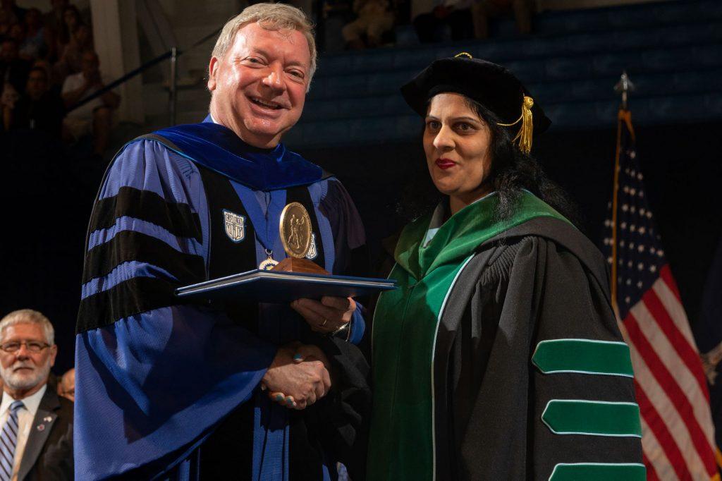 Sarah Imam, M.D., Algernon Sydney Sullivan Award