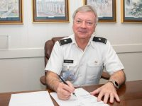 Dr. Mark Bebensee, Interim Provost at The Citadel,