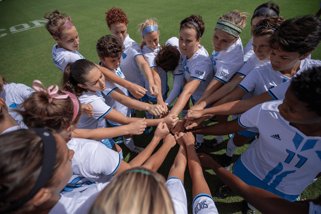 Citadel Women's Soccer Team