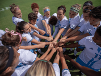 Citadel Women's Soccer Team