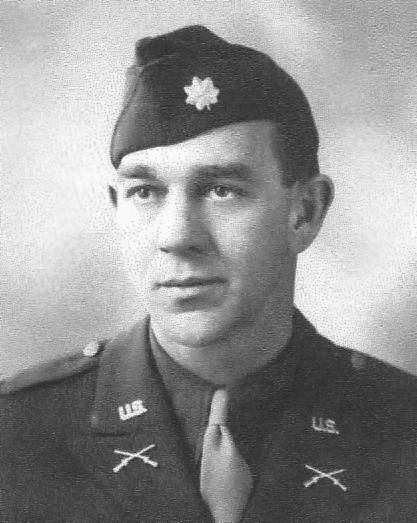 Thomas Howie, Class of  1929 (Courtesy: US Army)