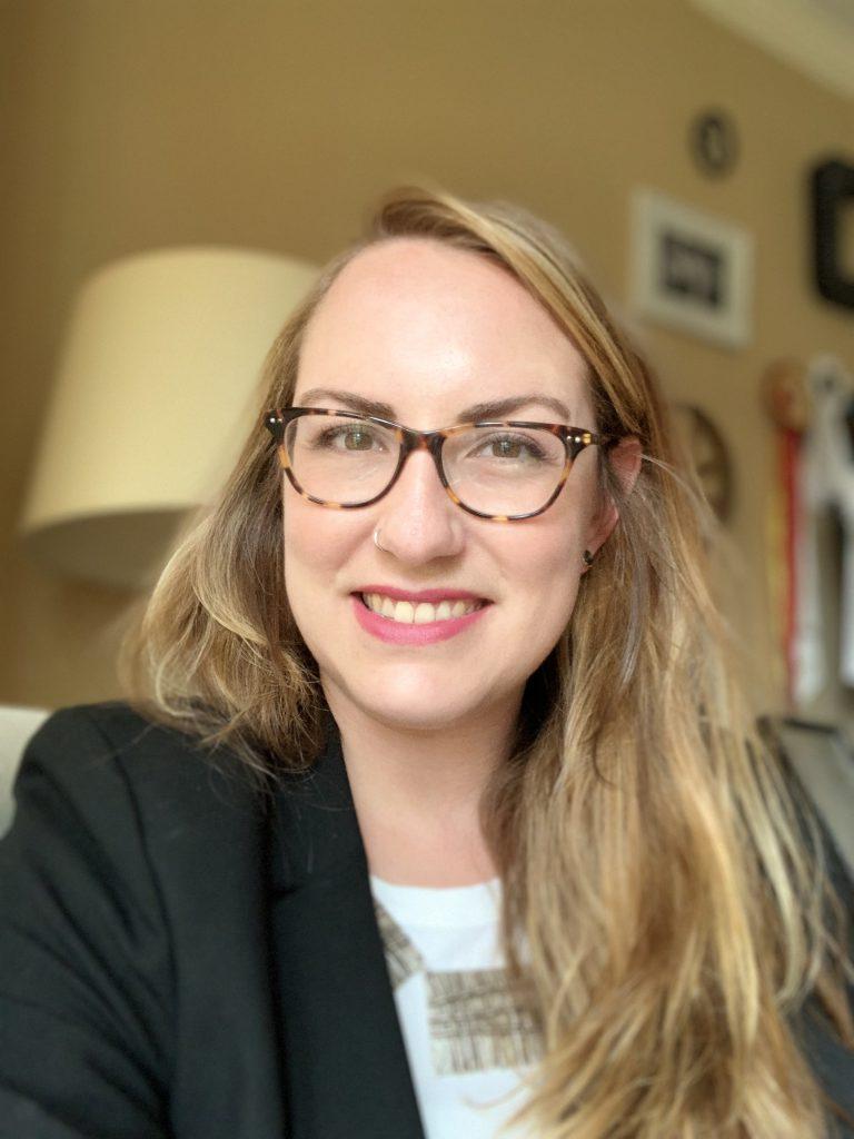 Sarah Handley-Cousins, Ph.D.