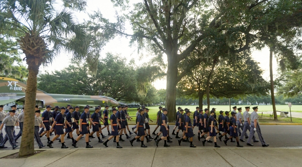 The Citadel Matriculation Day 2018