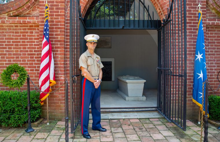 LTC Matthew Kutilek. Photo by Rob Shenk, courtesy of Mt. Vernon