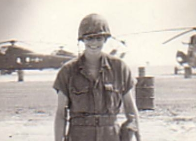 1st Sgt John Urban